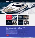 Sport Website  Template 49269