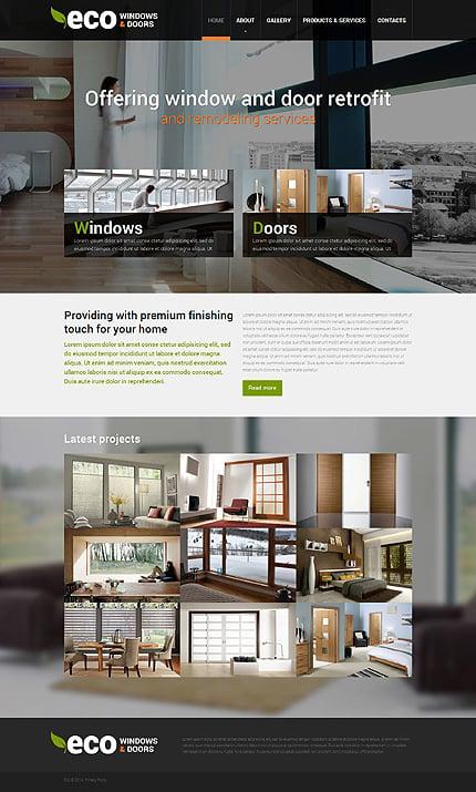 Interior furniture website template 49272 for Interior furniture website