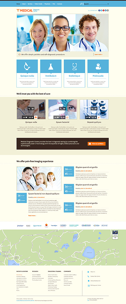 Website Template #49275