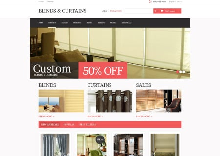 Curtains Store