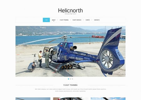 Flight School Responsive
