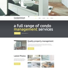 mortgage website templates templatemonster