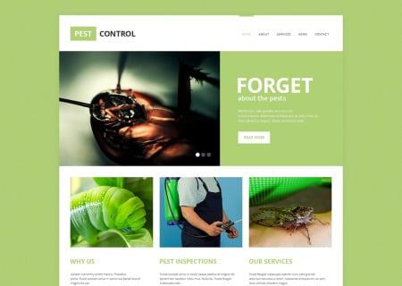 Pest Control Responsive