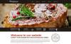 Reszponzív Steak Házak témakörű  Weboldal sablon New Screenshots BIG