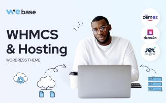 Webase - WHMCS & Hosting WordPress Theme