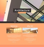 Architecture Website  Template 49303