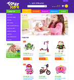 Entertainment OpenCart  Template 49308