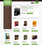 Books OpenCart  Template 49309