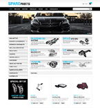 Cars OpenCart  Template 49310