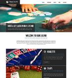 Casino Drupal  Template 49318