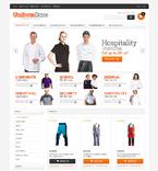 Fashion OpenCart  Template 49328