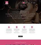 Beauty Website  Template 49333