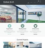 Architecture Joomla  Template 49343