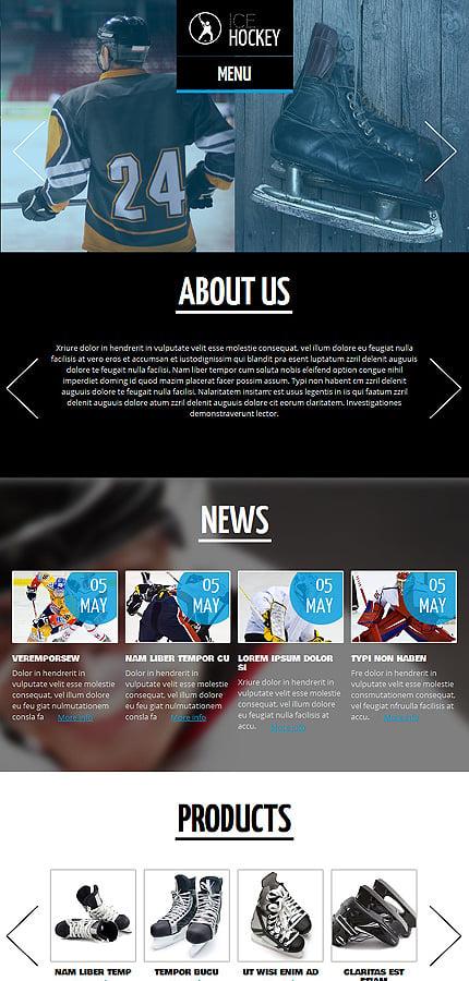 Joomla Theme/Template 49344 Main Page Screenshot