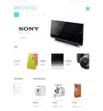 Electronics WooCommerce Template 49357