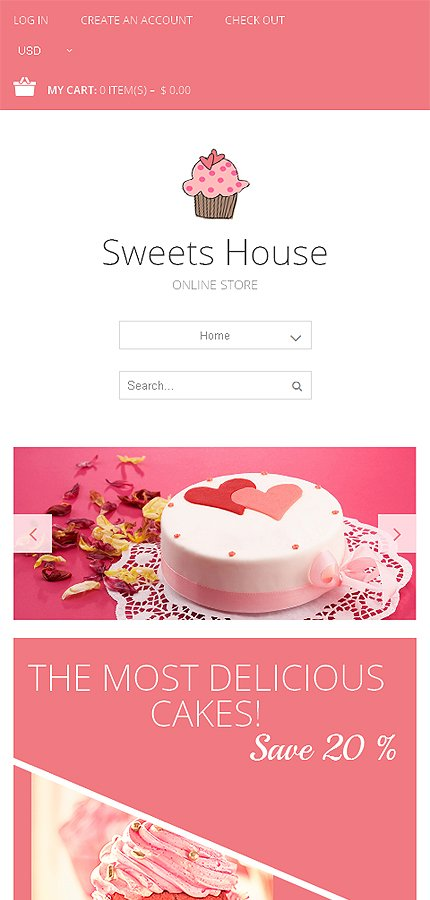 ADOBE Photoshop Template 49363 Home Page Screenshot