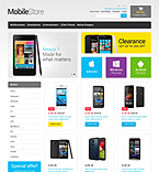 Electronics Magento Template 49369