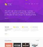 Web design Website  Template 49383