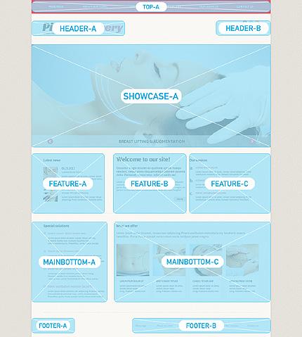 Joomla Theme/Template 49386 Main Page Screenshot
