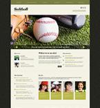 Sport Joomla  Template 49387