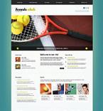 Sport Joomla  Template 49389