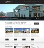 Real Estate Joomla  Template 49393