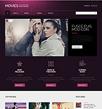 Entertainment WordPress Template 49399