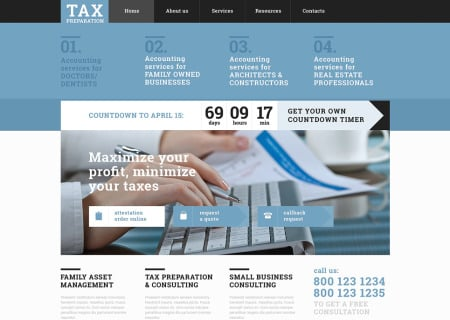 Accounting  Responsive