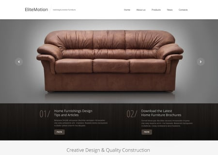 Furniture Responsive