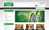 Responsive Yemek & İçecek  Magento Teması New Screenshots BIG