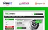 Responsives Magento Theme für Autotuning  New Screenshots BIG