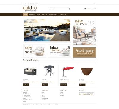 Furniture Responsive Shopify Motiv