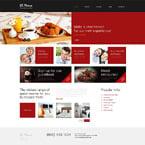 Hotels WordPress Template 49401
