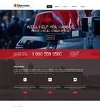 Law Website  Template 49408