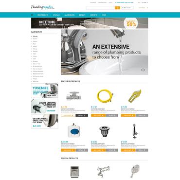Купить  пофессиональные ZenCart шаблоны. Купить шаблон #49411 и создать сайт.
