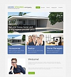 Real Estate Moto CMS HTML  Template 49420