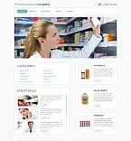 Medical Moto CMS HTML  Template 49421