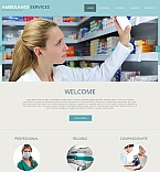 Medical Moto CMS HTML  Template 49428