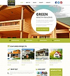 Architecture Moto CMS HTML  Template 49438