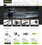 Sport VirtueMart  Template 49441