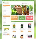 Medical OpenCart  Template 49442