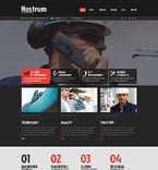 Architecture Website  Template 49444