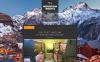 Responsivt Hemsidemall för Hotell New Screenshots BIG