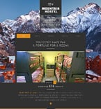 Hotels Website  Template 49448