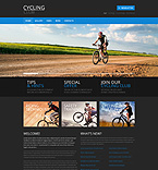Sport WordPress Template 49451