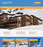 Hotels WordPress Template 49453