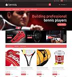 Sport PrestaShop Template 49457
