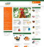 Agriculture PrestaShop Template 49463