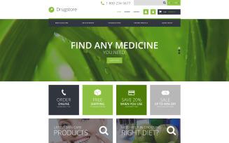 Medical Ecommerce Business PrestaShop Theme