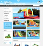 Entertainment ZenCart  Template 49471